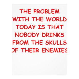problemas del mundo plantillas de membrete