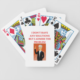 problems poker cards