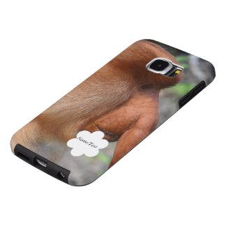 Proboscis Monkey Samsung Galaxy S6 Cases