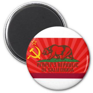 PROC Flag 2 Inch Round Magnet