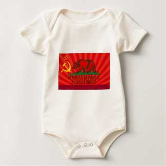 PROC Flag Baby Bodysuit