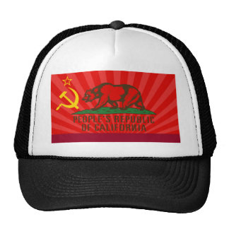 PROC Flag Trucker Hats