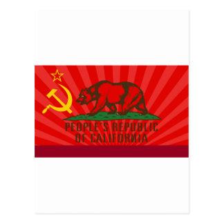PROC Flag Postcard