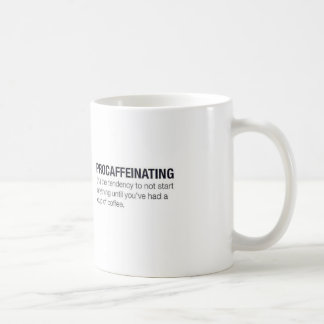 Procaffeinating Coffee Mug