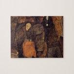 Procesión de Egon Schiele- Puzzle Con Fotos