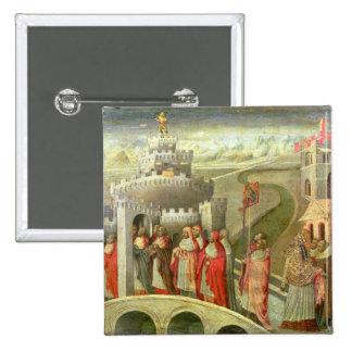 Procesión de St Gregory al St. Ángel de Castel Pins