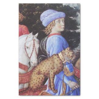 Procesión de uno de los reyes magos Melchior/de Papel De Seda Pequeño