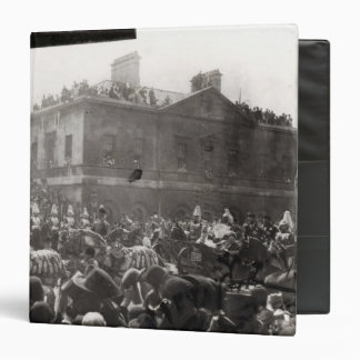 """Procesión del jubileo en Whitehall, 1887 Carpeta 1 1/2"""""""