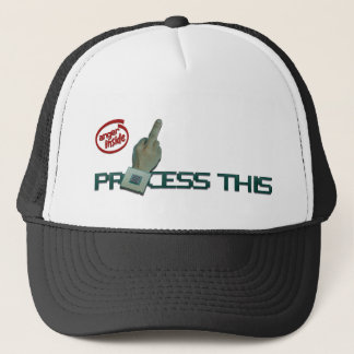 Process This! (Anger Inside Technology) Trucker Hat