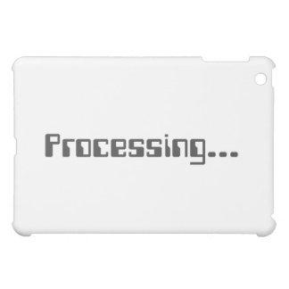 Processing iPad Mini Cases
