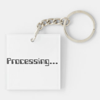 Processing Keychain