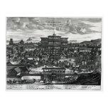 Procession from Macau, an illustration Postcard