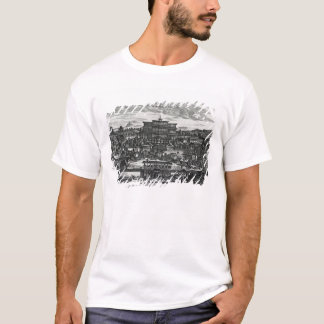 Procession from Macau, an illustration T-Shirt