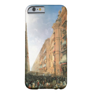 Procession of Corpus Christi in Via Dora Grossa, T Barely There iPhone 6 Case