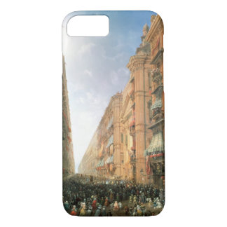 Procession of Corpus Christi in Via Dora Grossa, T iPhone 7 Case