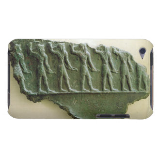 Procession of Elamite warriors, Susa, Iran, Elamit iPod Touch Case-Mate Case