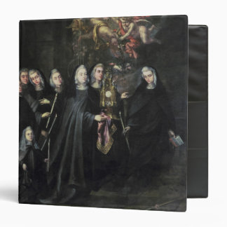 Procession of St. Clare with the Eucharist Binders