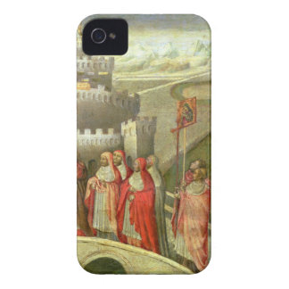 Procession of St. Gregory to the Castel St. Angelo Case-Mate iPhone 4 Case