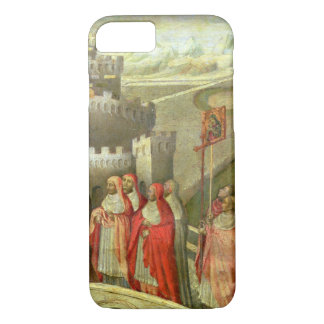 Procession of St. Gregory to the Castel St. Angelo iPhone 8/7 Case