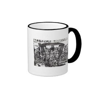 Procession of the entry ringer mug
