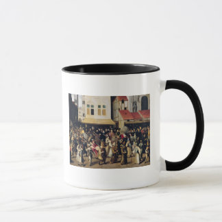 Procession of the Holy League in 1590 Mug