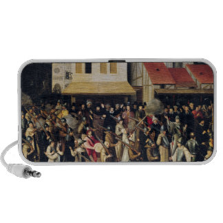 Procession of the Holy League in 1590 Mini Speakers