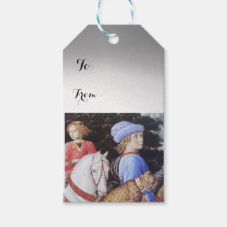 Procession of the Magus Melchior / Horse Riders Gift Tags