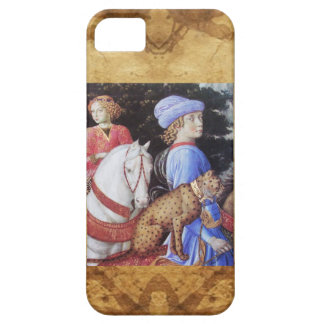 Procession of the Magus Melchior / Horse Riders iPhone SE/5/5s Case