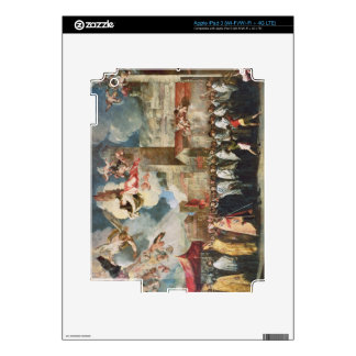 Procession of the Relics of the Holy Brescian Bish Decals For iPad 3