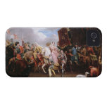 Procession to the Roiall Justs Holden in Smithfiel iPhone 4 Case-Mate Case