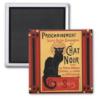 Prochainement Chat Noir Fridge Magnet