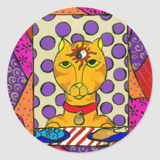 ProChoice Round Stickers