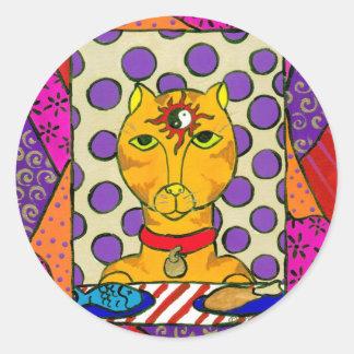 ProChoice Round Sticker