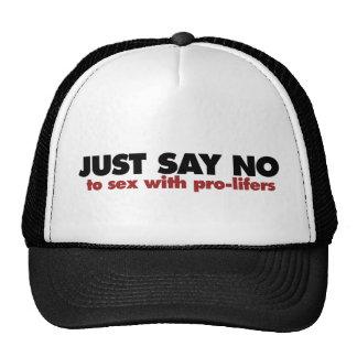 ProChoice Trucker Hat