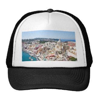 Procida Isle Trucker Hat