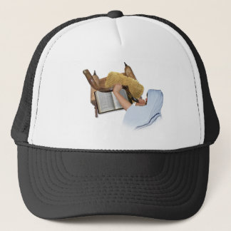 Proclaim the Word of the Lord Trucker Hat