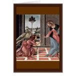 Proclamación de Botticelli Sandro (la mejor calida Felicitacion