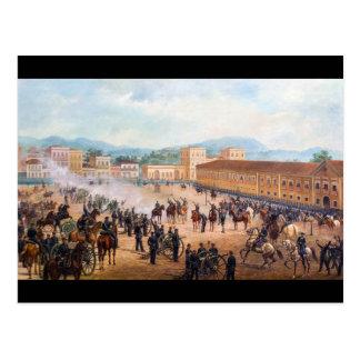 Proclamación de la república brasileña (1893) tarjetas postales