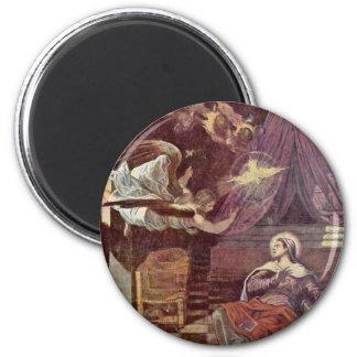 Proclamación de Tintoretto Jacopo (la mejor calida Iman