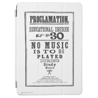Proclamation 30 iPad air cover