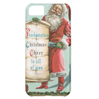 Proclamation Christmas Cheer to all of you iPhone 5C Case