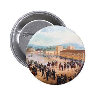 Proclamation of the Brazilian Republic (1893) 2 Inch Round Button