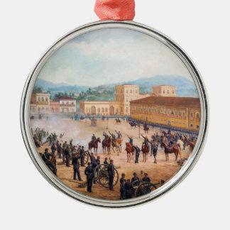 Proclamation of the Brazilian Republic (1893) Metal Ornament