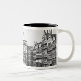Proclamation of the peace Two-Tone coffee mug