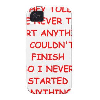 procrastinate iPhone 4/4S covers