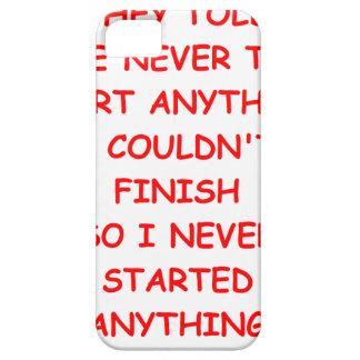 procrastinate iPhone 5 cases