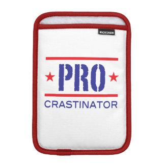 PROcrastinator_All-Pro iPad Mini Sleeves