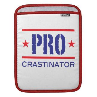 PROcrastinator_All-Pro iPad Sleeve