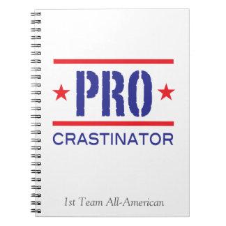 PROcrastinator Cuadernos