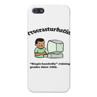 ¡Procrasturbation! iPhone 5 Fundas